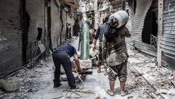 Ghosts of Aleppo