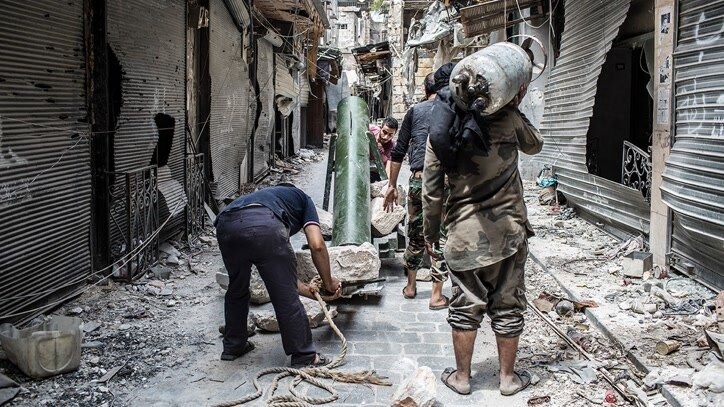 Watch Ghosts of Aleppo Online