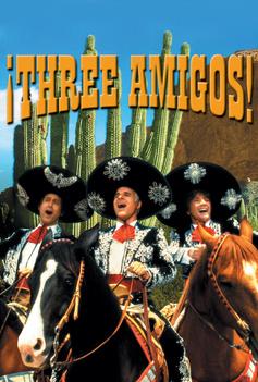 Three Amigos! image