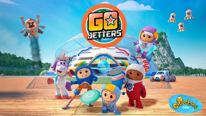 Watch Go Jetters Online