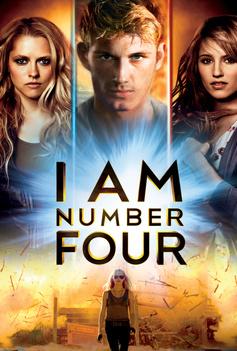 I Am Number Four image