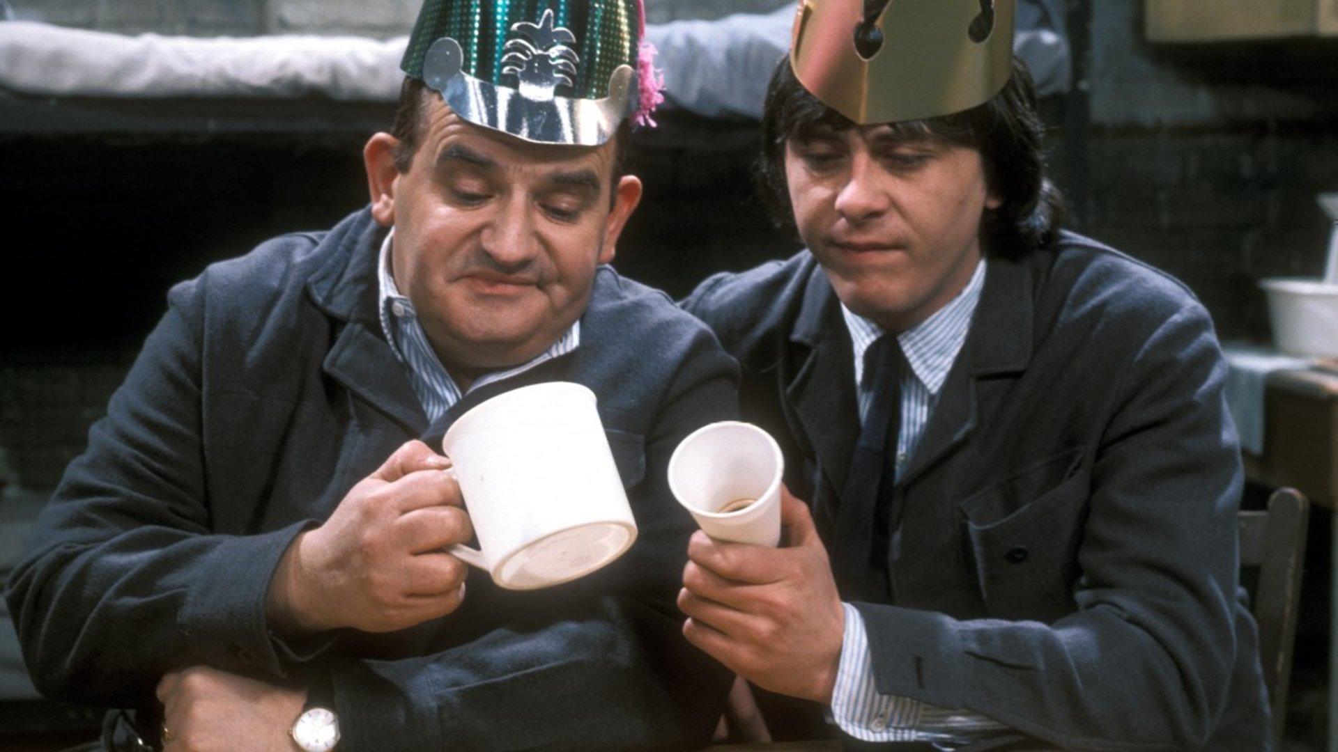 Porridge – S3, Ep1 – A Storm in a Teacup