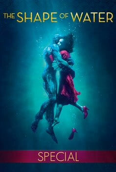 The Shape Of Water: Special image