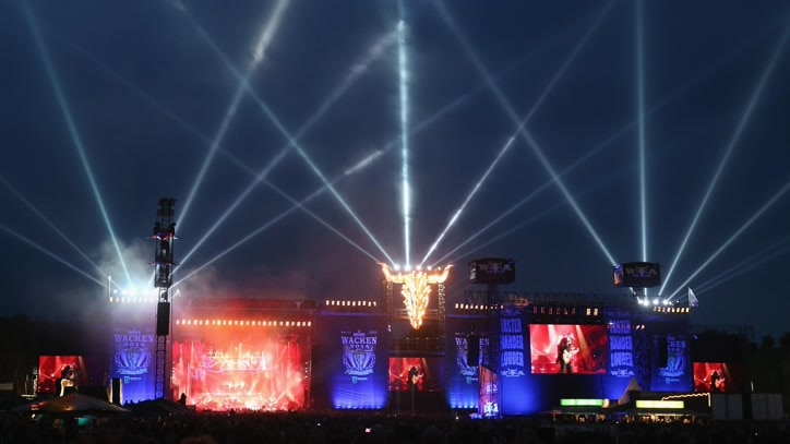 Watch Saxon At Wacken 2014 Online