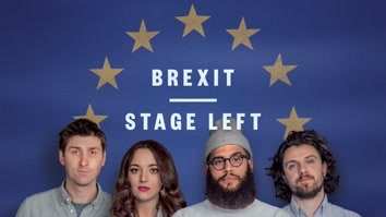 Brexit Stage Left