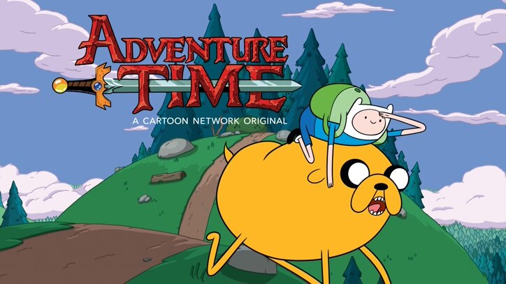 Watch Adventure Time Online