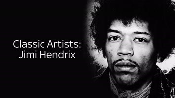 Classic Artists: Jimi Hendrix