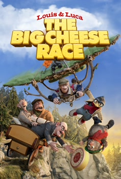 Louis & Luca: The Big Cheese Race image