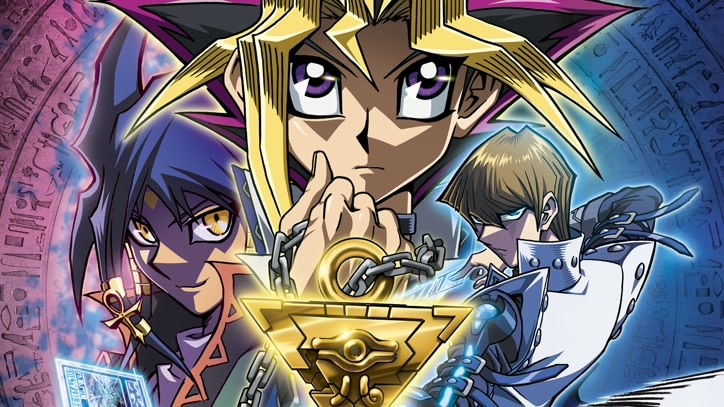 Watch Yu-Gi-Oh! The Dark Side.... Online