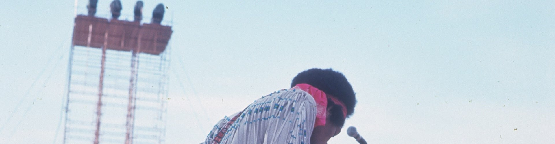 Watch Jimi Hendrix At Woodstock Online
