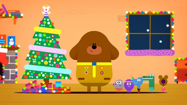 Watch Hey Duggee, Christmas Special 2014 Online