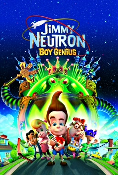 Jimmy Neutron: Boy Genius image