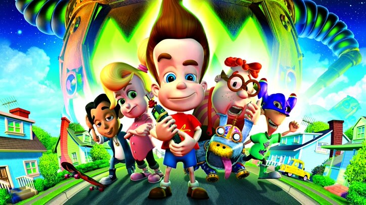 Watch Jimmy Neutron: Boy Genius Online