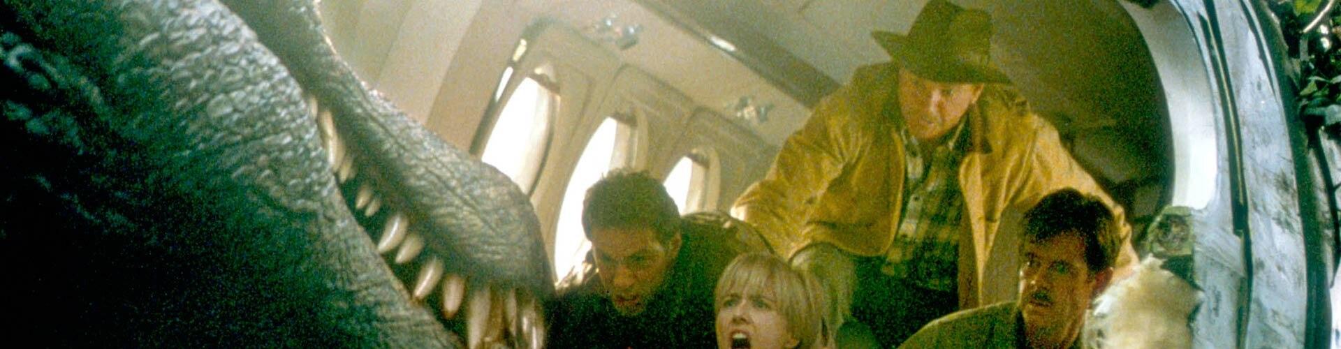 Watch Jurassic Park III Online