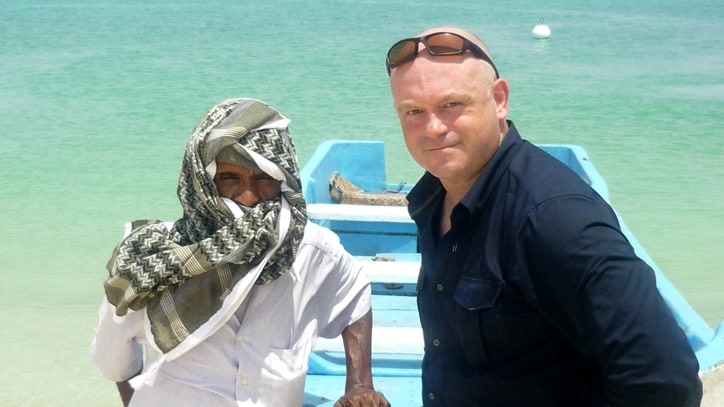 Watch Ross Kemp In Search Of Pirates Online
