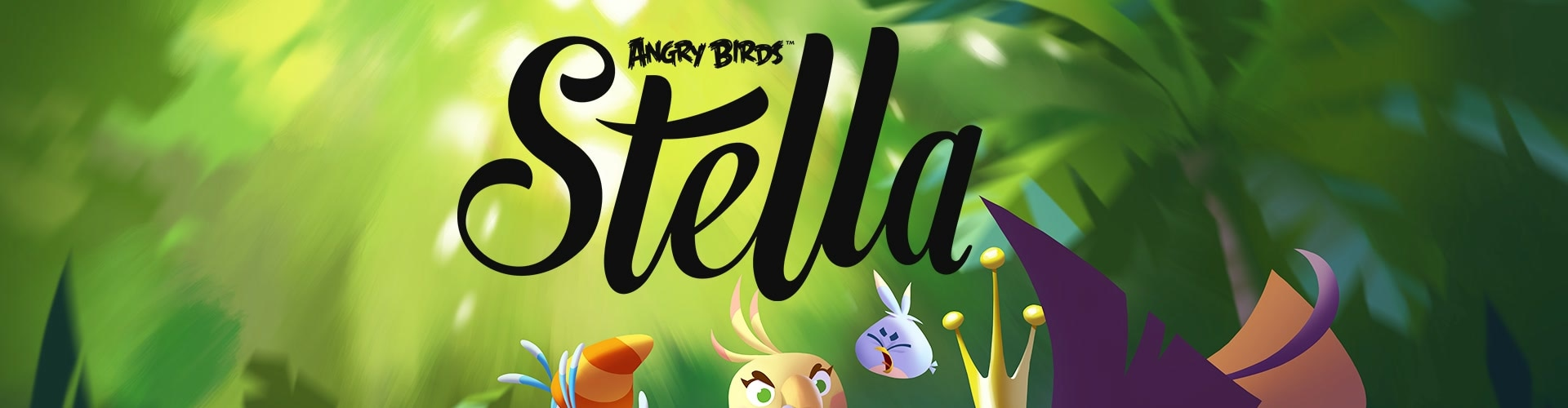 Watch Angry Birds Stella Online