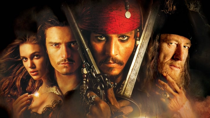 Watch Pirates Of The Caribbean: The... Online