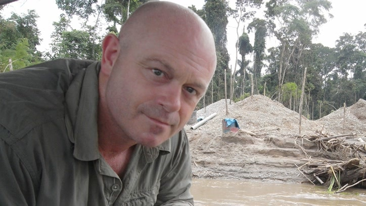 Watch Ross Kemp: Battle For The Amazon Online