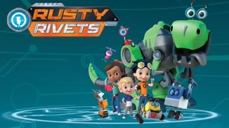 Rusty Rivets image
