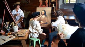 The Mona Lisa Myth image