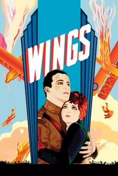Wings (1927) image