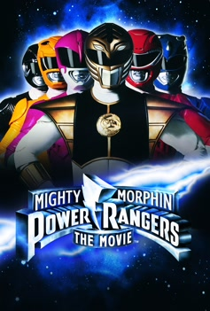 Mighty Morphin Power Rangers:... image