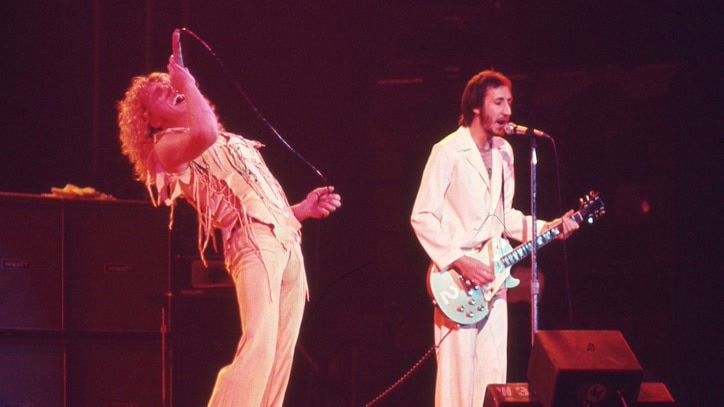 Watch The Who: Live In Texas Online
