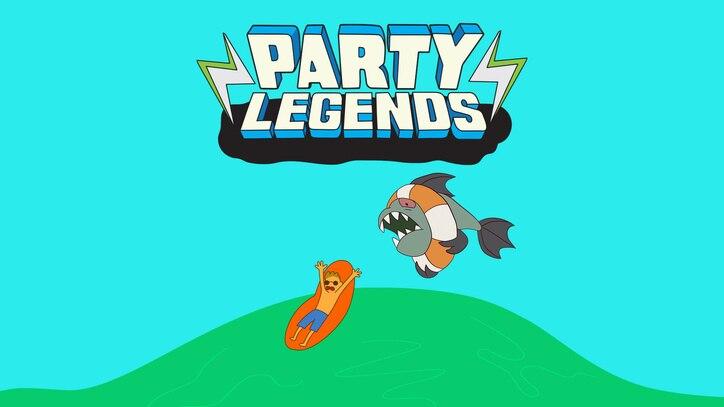 Watch Party Legends Online