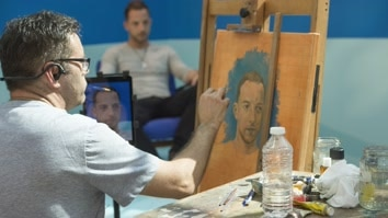 Portrait Artist Of The Year...
