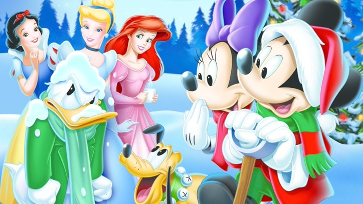 Watch Mickey's Magical Christmas... Online