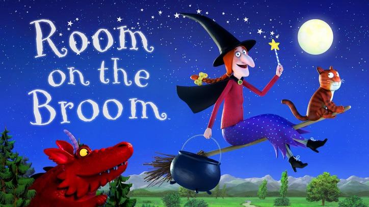 Watch Room on the Broom Online
