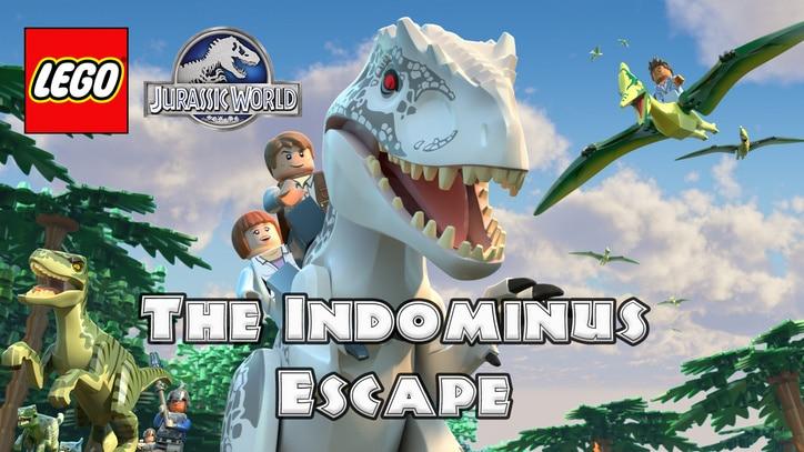 Watch LEGO Jurassic World: The... Online