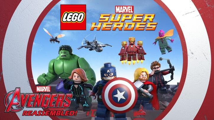 Watch LEGO Marvel Super Heroes:... Online
