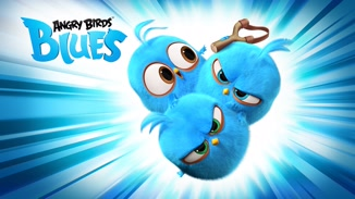 Angry Birds Blues image