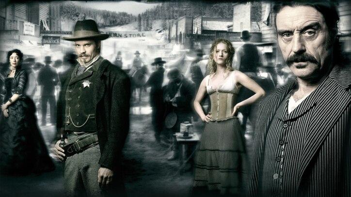 Watch Deadwood Online