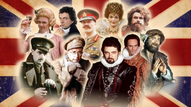 Watch Blackadder Goes Forth Online