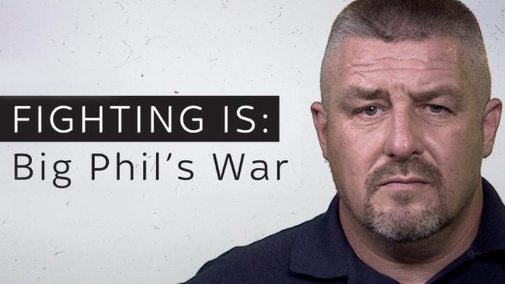 Watch Fighting IS: Big Phil's War Online
