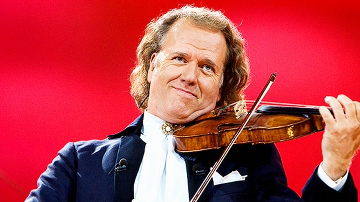 Watch Andre Rieu: Home For Christmas Online