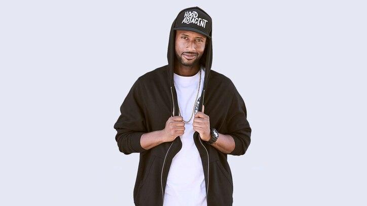 Watch Hood Adjacent With James Davis Online