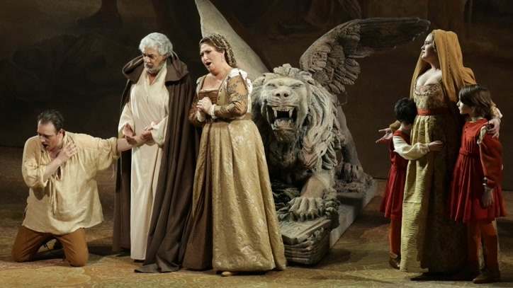 Watch Verdi: I Due Foscari Online