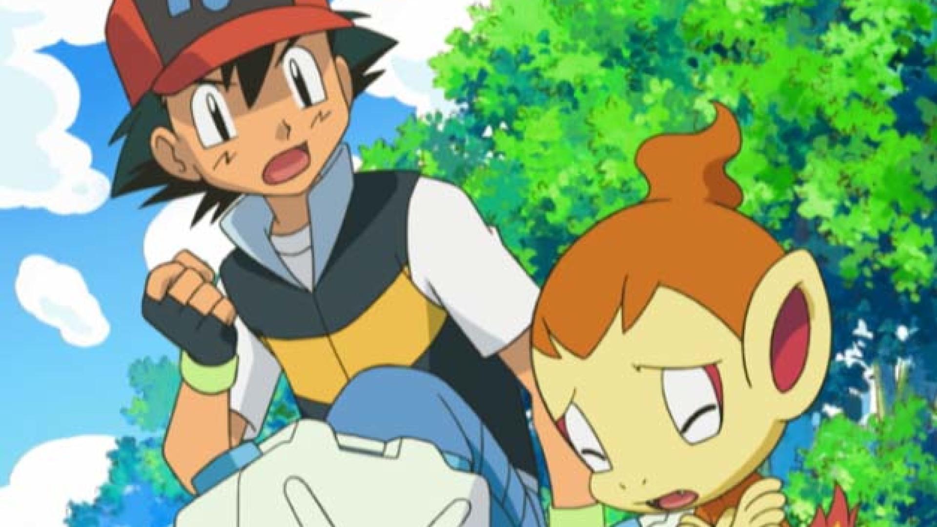 Pokemon-Diamond And Pearl