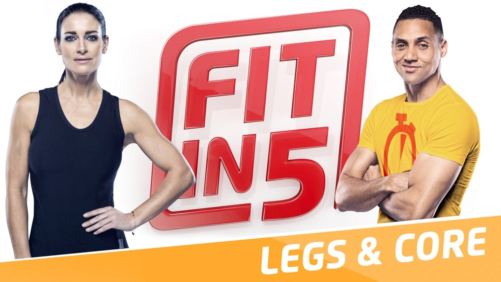 Kirsty & Marvin: Legs & Core