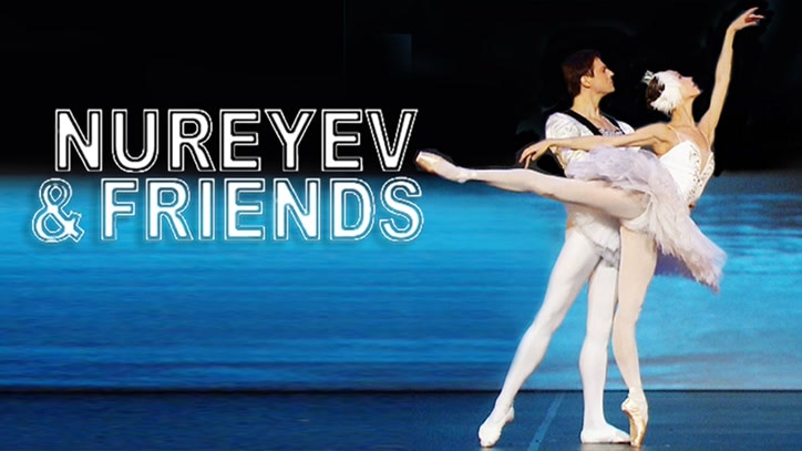 Watch Nureyev & Friends Online