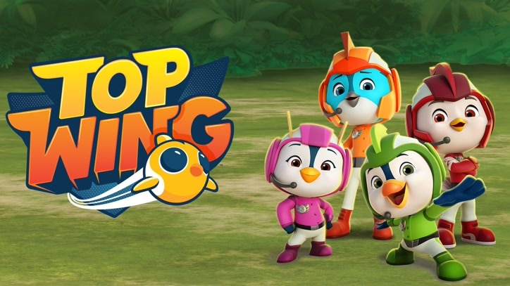 Watch Top Wing Online
