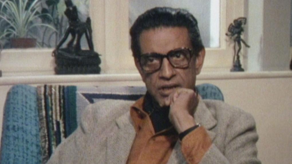 Satyajit Ray: The South Bank Show Origin