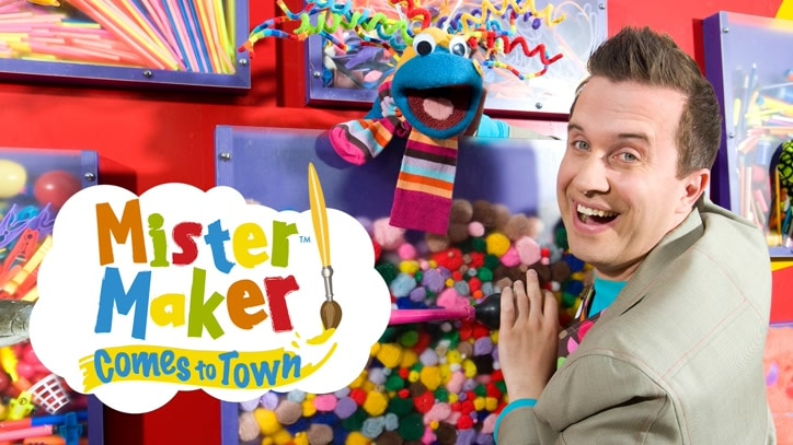 Watch Mister Maker Comes To Town Online