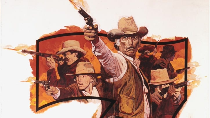 Watch The Magnificent Seven Ride! Online