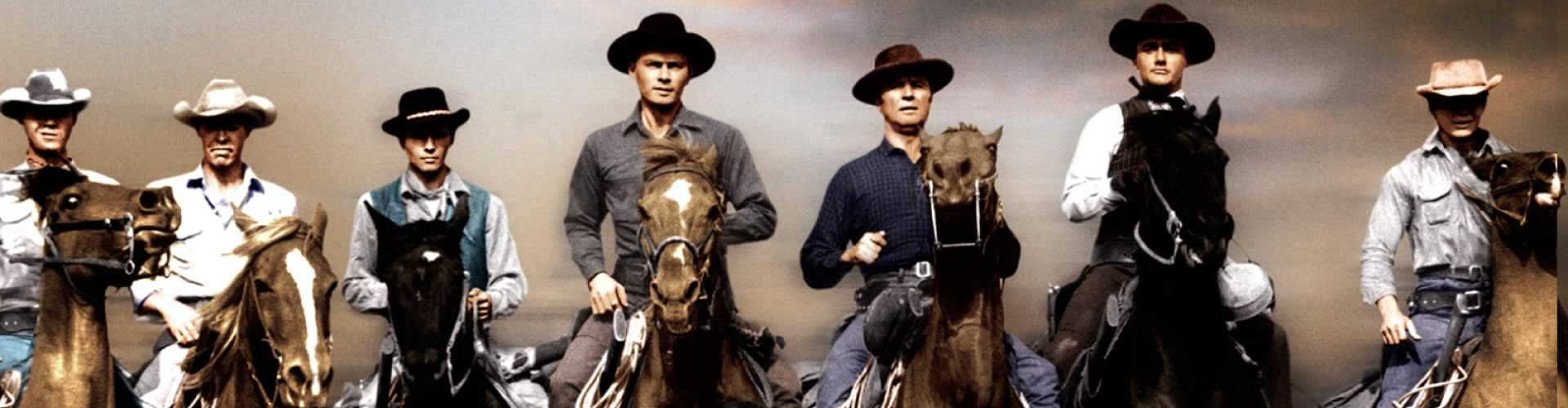 Watch The Magnificent Seven (1960) Online
