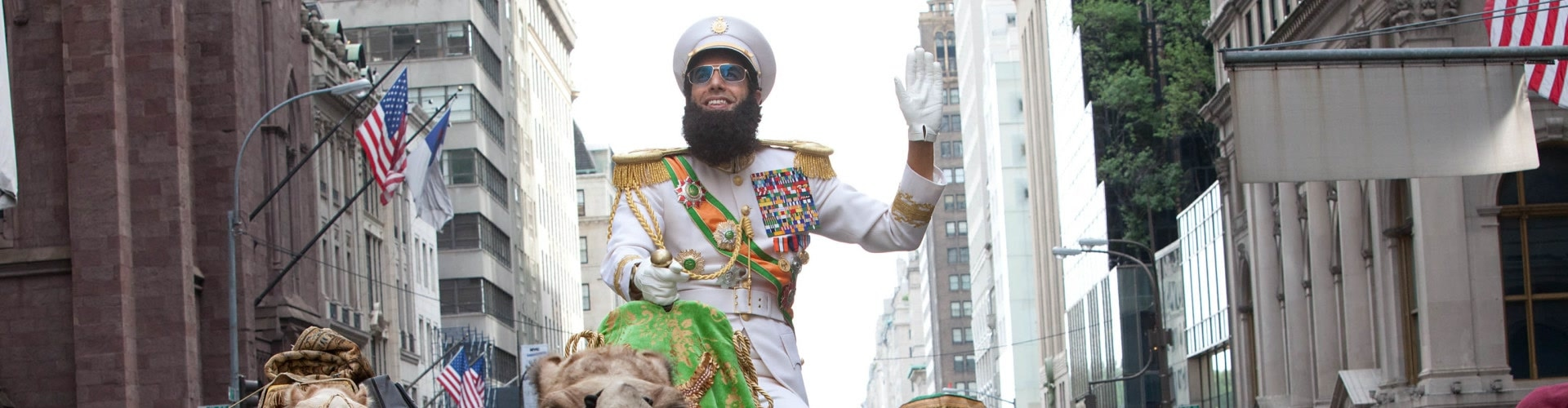 Watch The Dictator Online