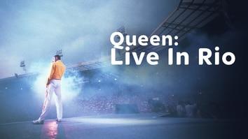 Queen: Live in Rio